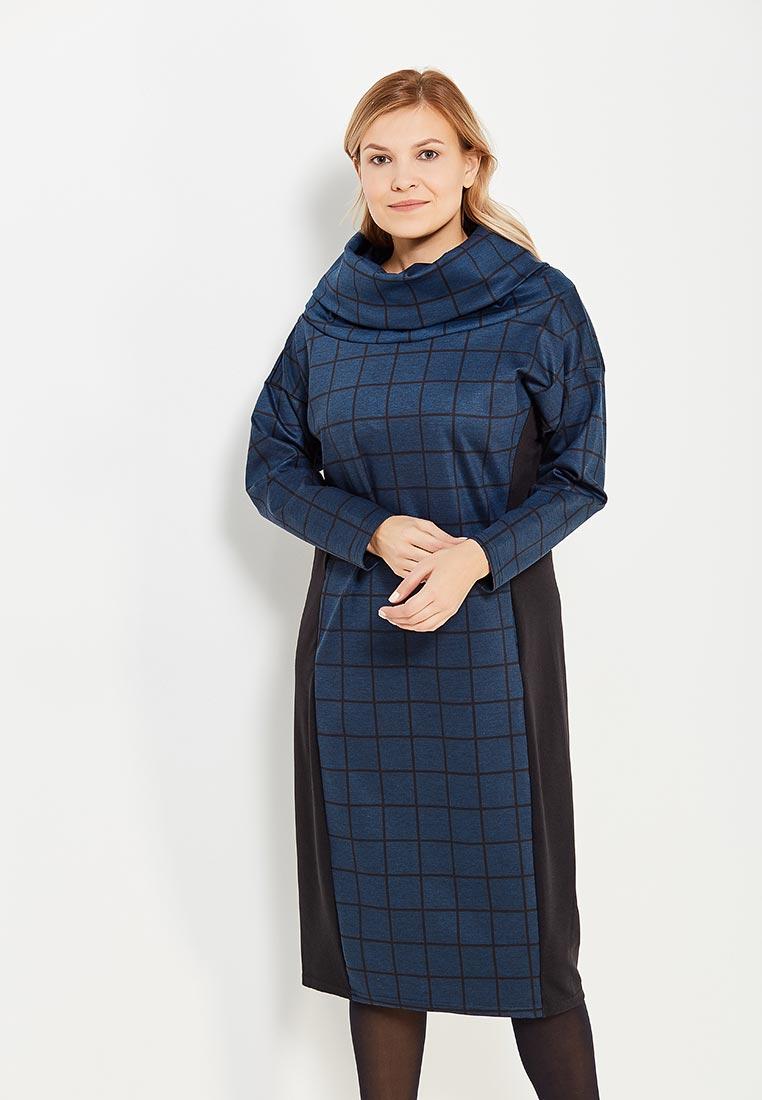 Повседневное платье Chic de Femme CHFW17D0002
