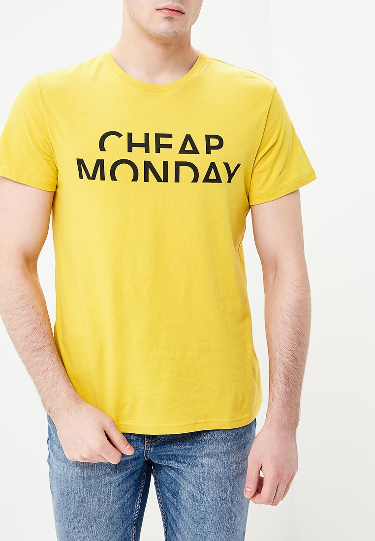 Футболка с коротким рукавом Cheap Monday 543904