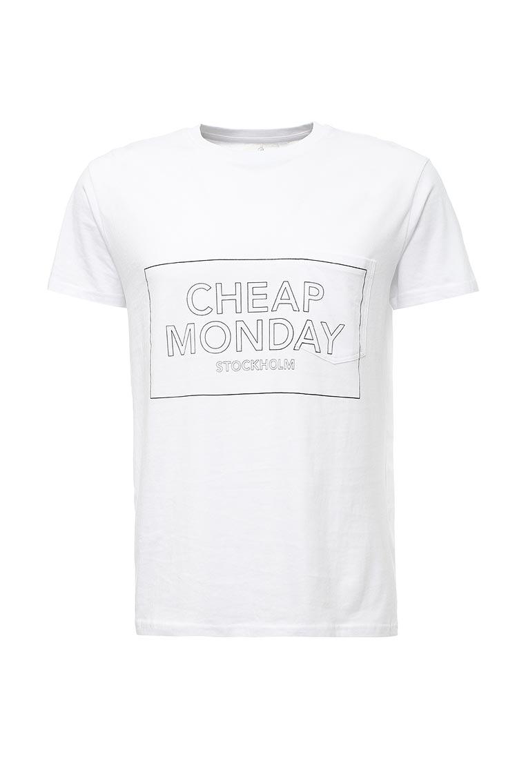 Футболка с коротким рукавом Cheap Monday 401876