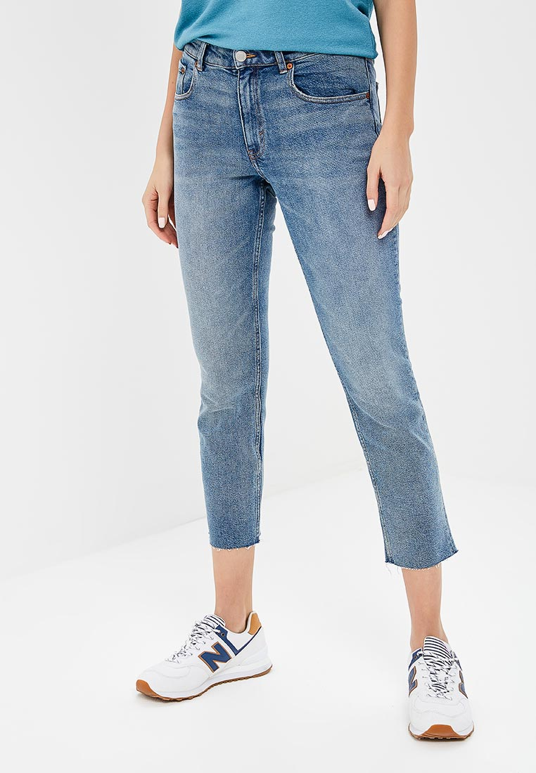 Зауженные джинсы Cheap Monday 504676