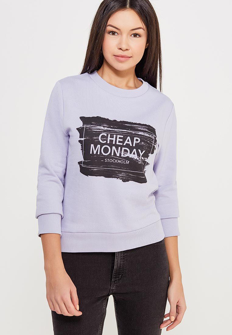 Толстовка Cheap Monday 481263