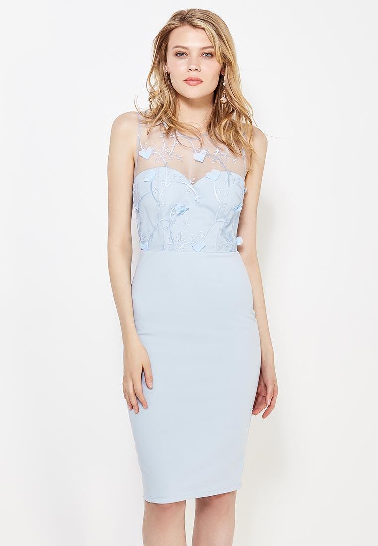 Летнее платье City Goddess DR1037A
