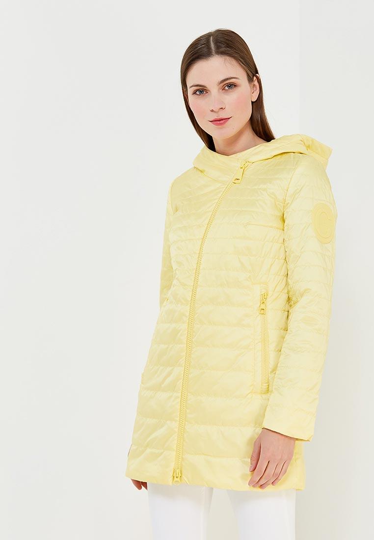 Утепленная куртка Clasna CW18C-147CW