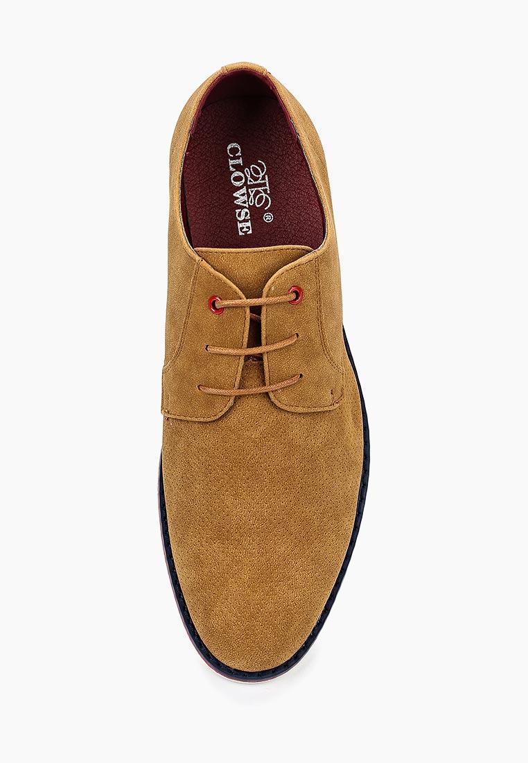 Мужские туфли Clowse 7 E007: изображение 4