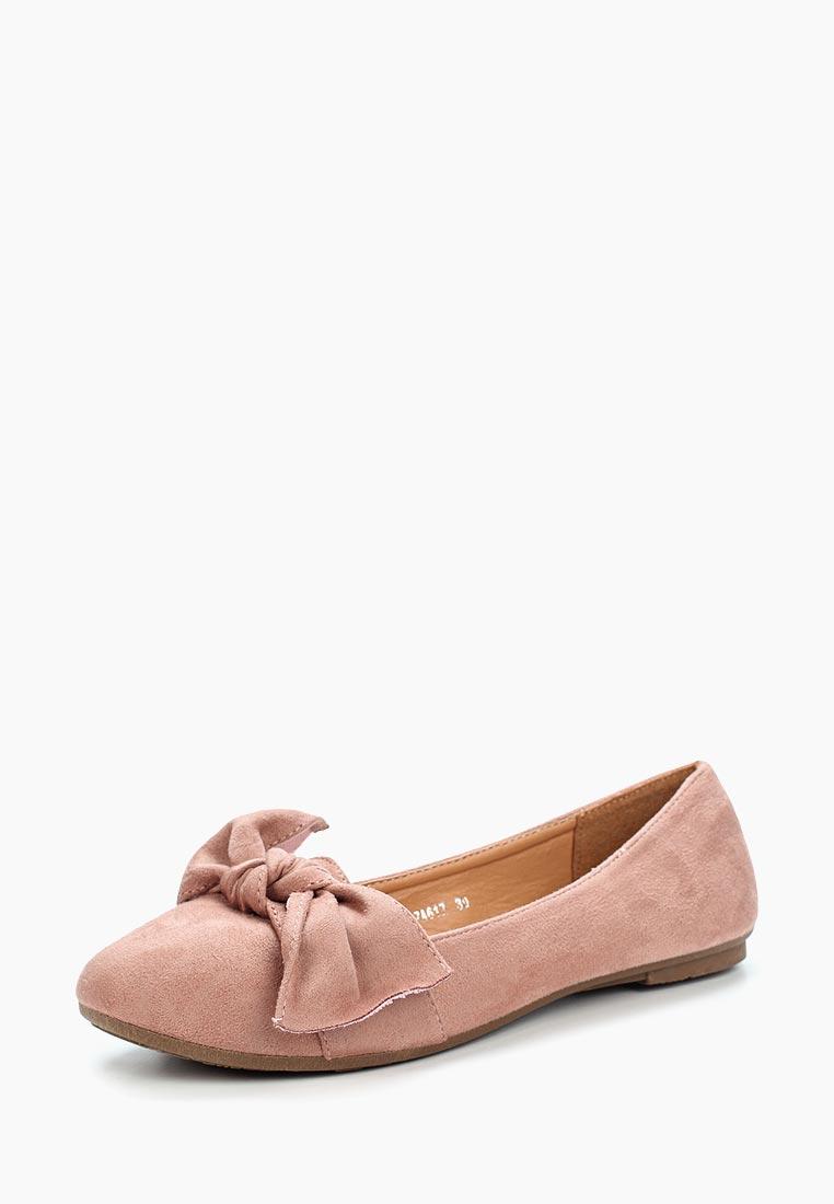 Женские балетки Clowse 7A617