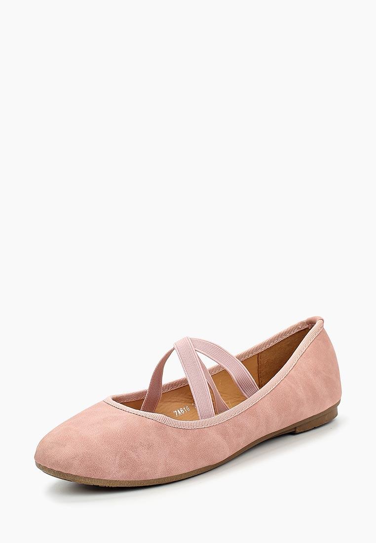 Женские балетки Clowse 7A618