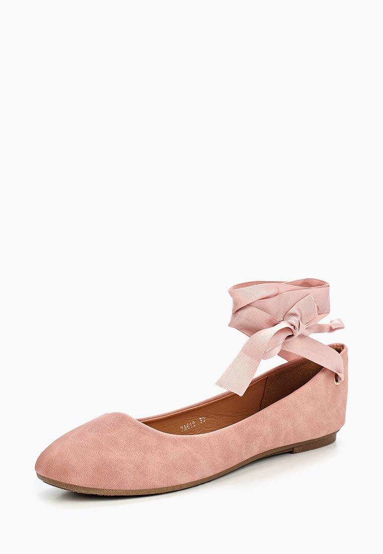 Женские балетки Clowse 7A619