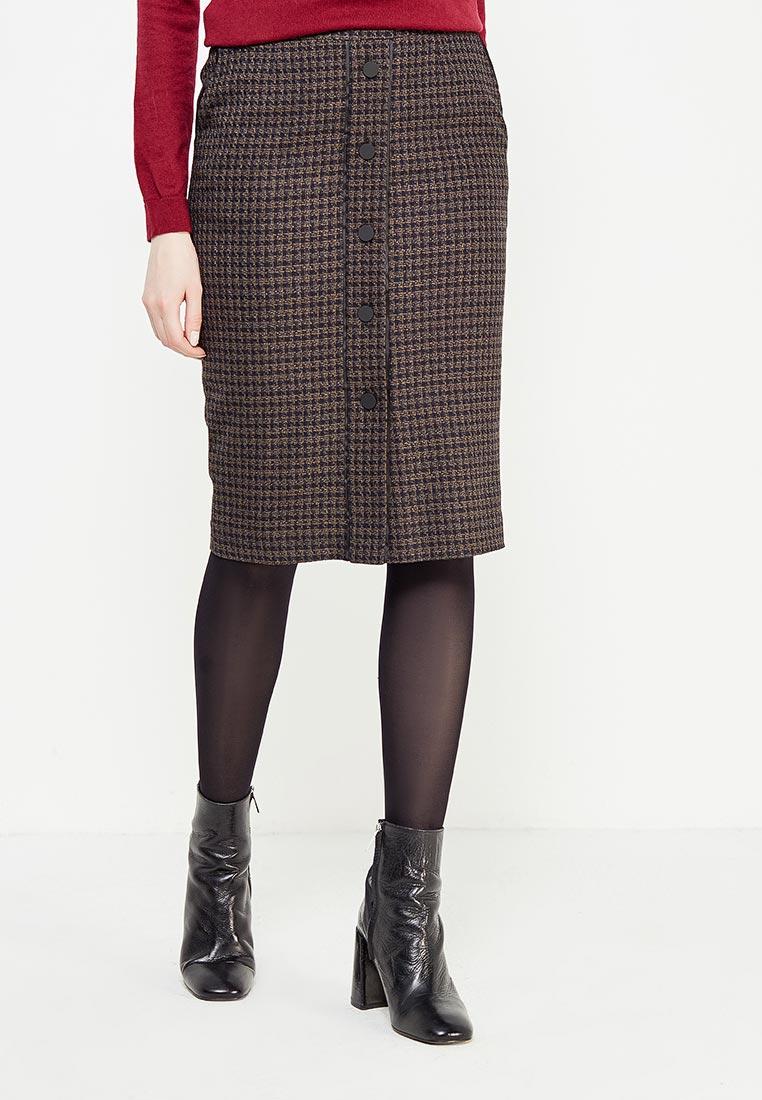 Прямая юбка Classik-T 10071-0417