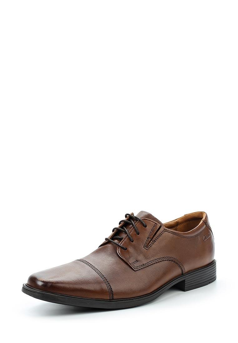 Мужские туфли Clarks (Кларкс) 26130096