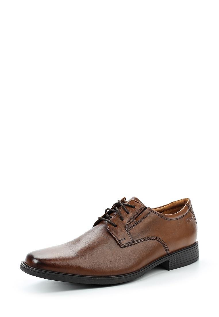 Мужские туфли Clarks (Кларкс) 26130097