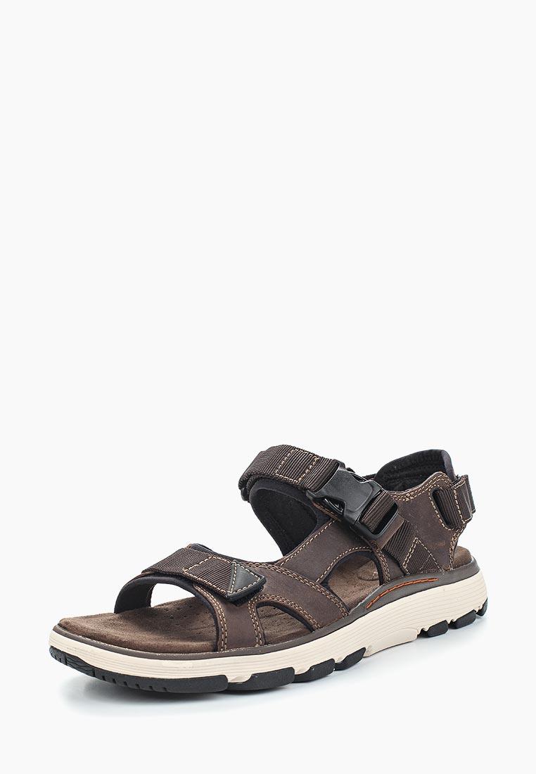 Мужские сандалии Clarks (Кларкс) 26132629