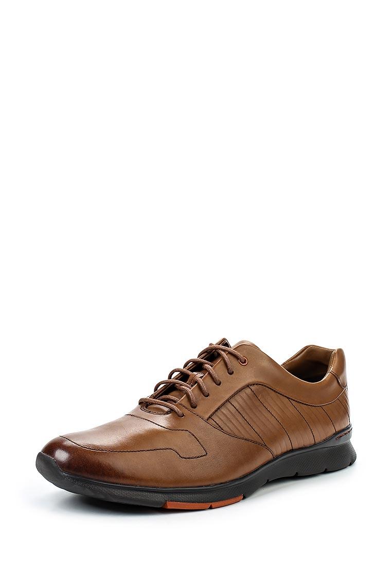 Мужские кроссовки Clarks (Кларкс) 26119909