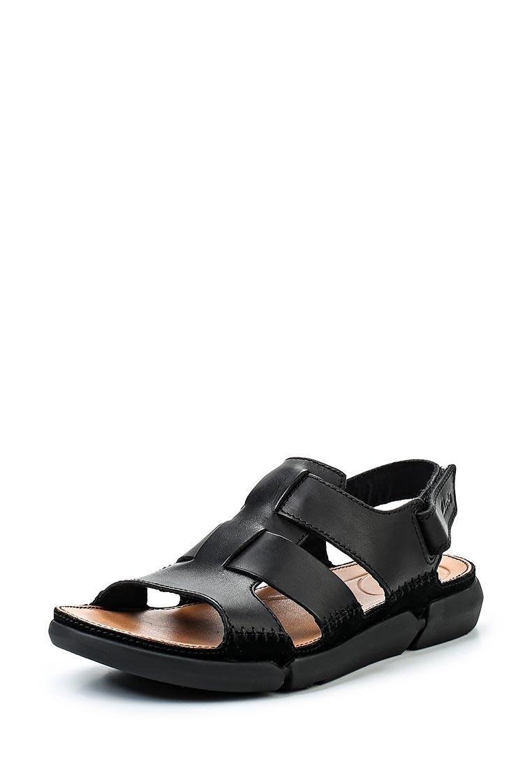 Мужские сандалии Clarks (Кларкс) 26124034