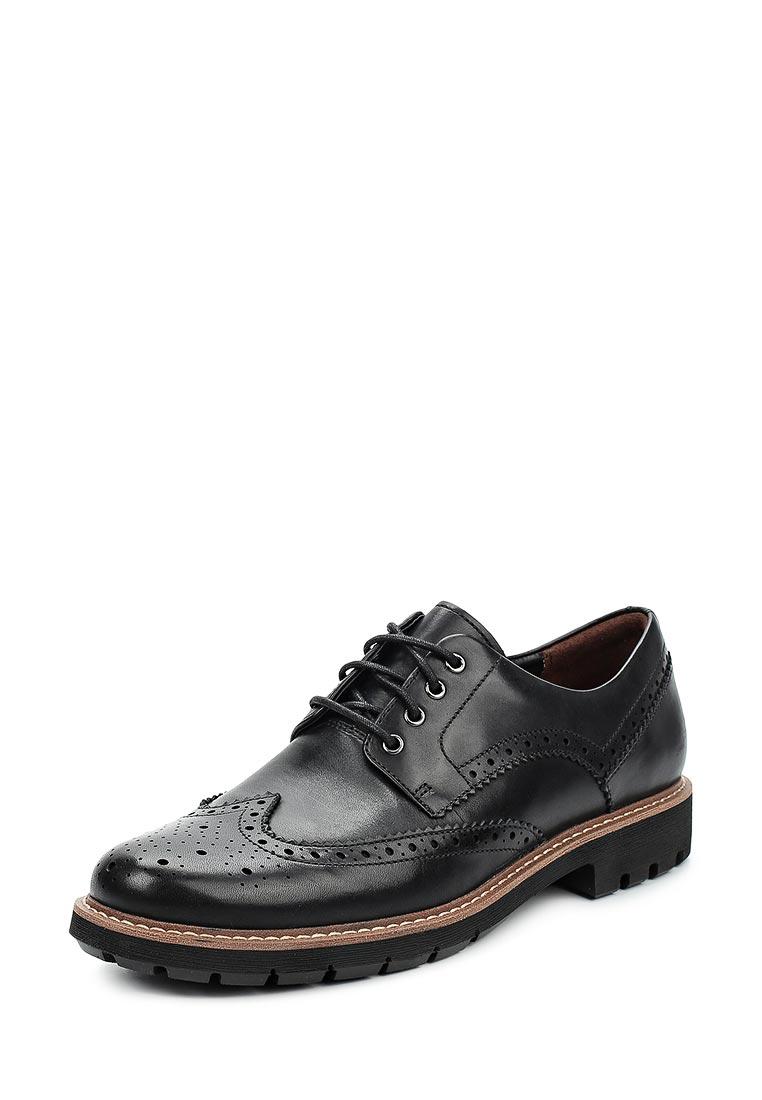 Мужские туфли Clarks (Кларкс) 26127192