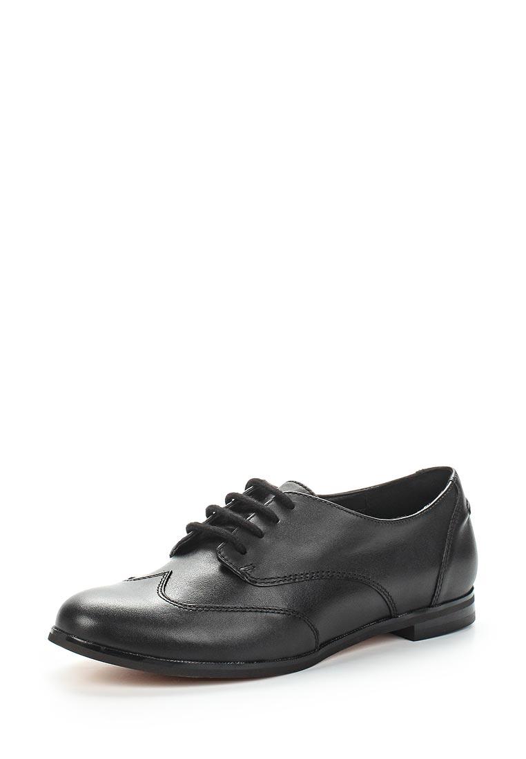 Женские ботинки Clarks (Кларкс) 26127152