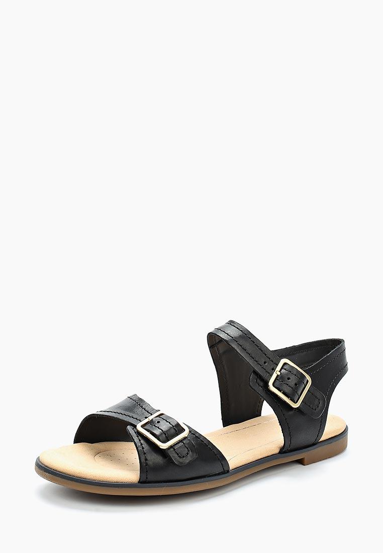 Женские сандалии Clarks (Кларкс) 26131934