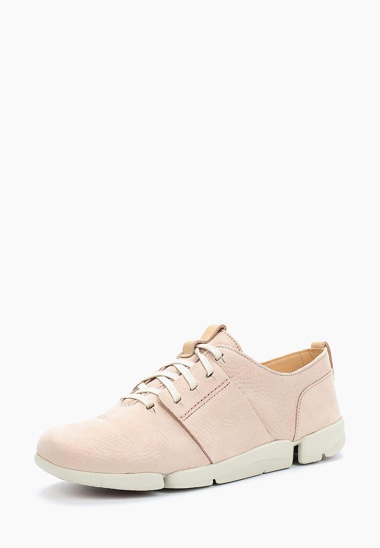 Женские ботинки Clarks (Кларкс) 26133994
