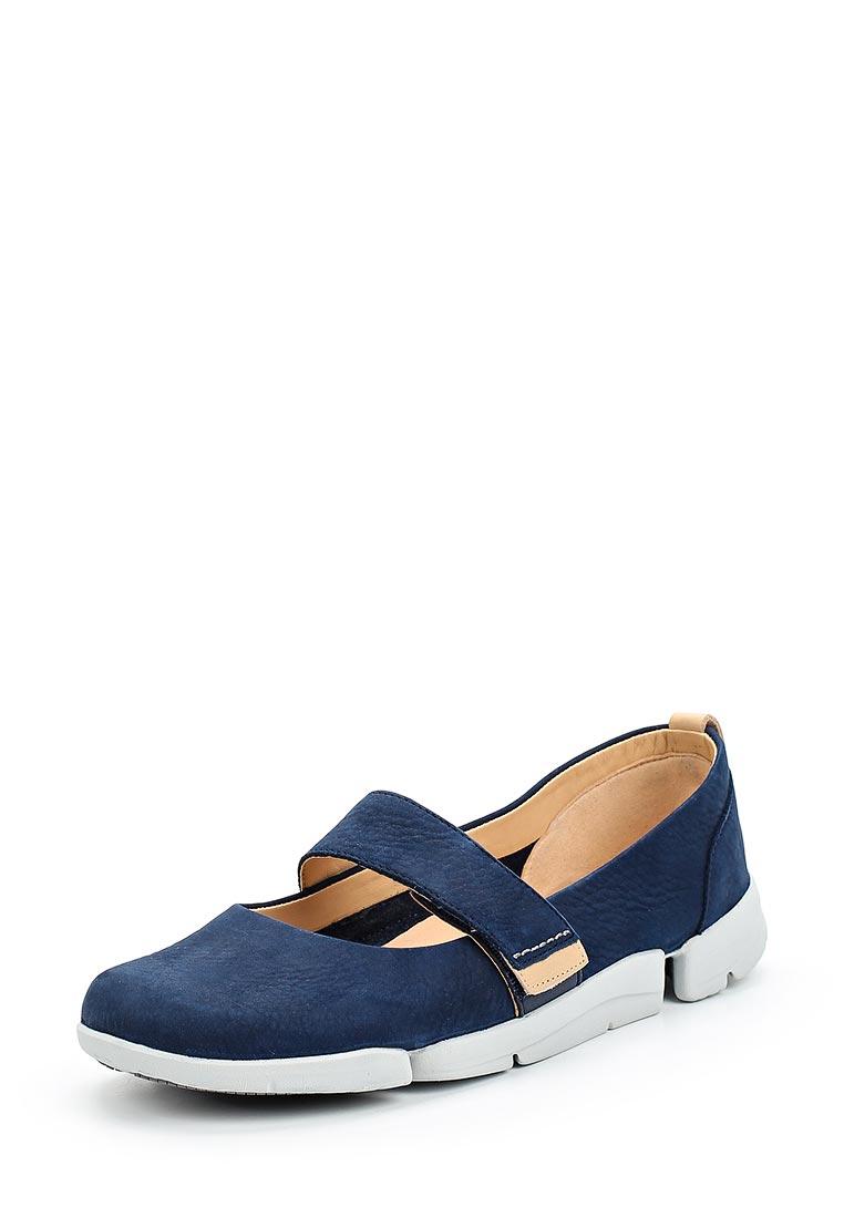 Женские туфли Clarks (Кларкс) 26131108