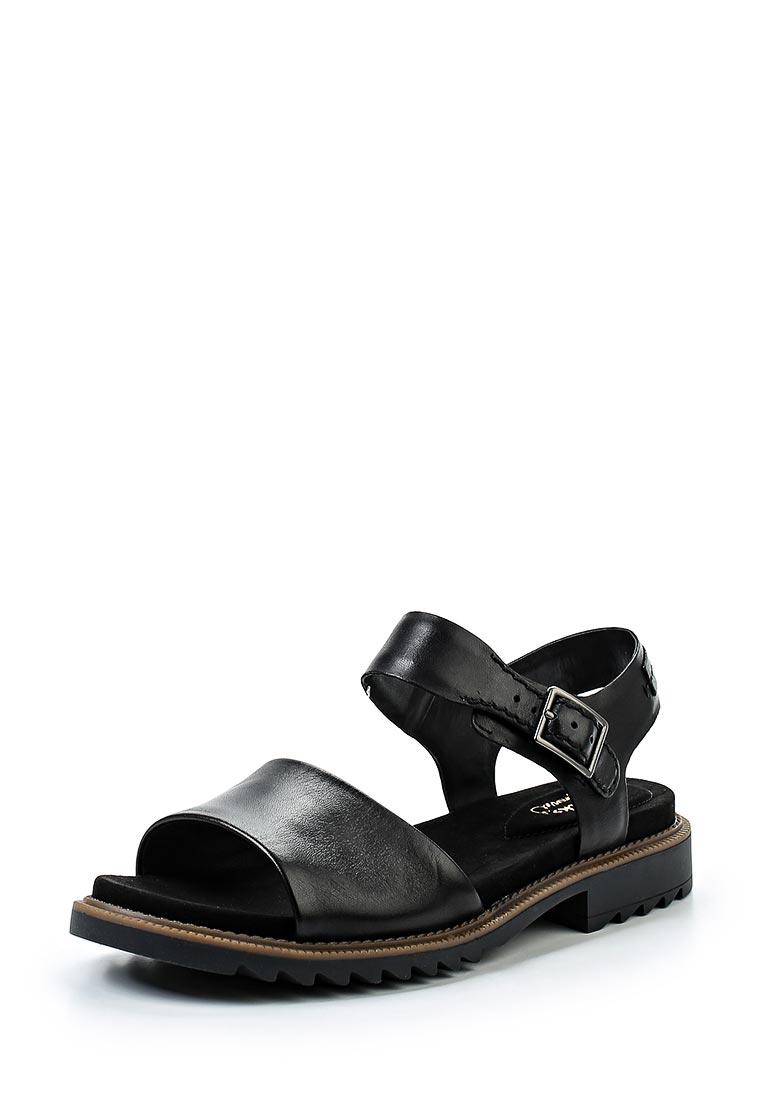 Женские сандалии Clarks (Кларкс) 26122884