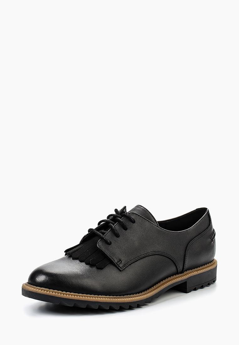 Женские ботинки Clarks (Кларкс) 26101099