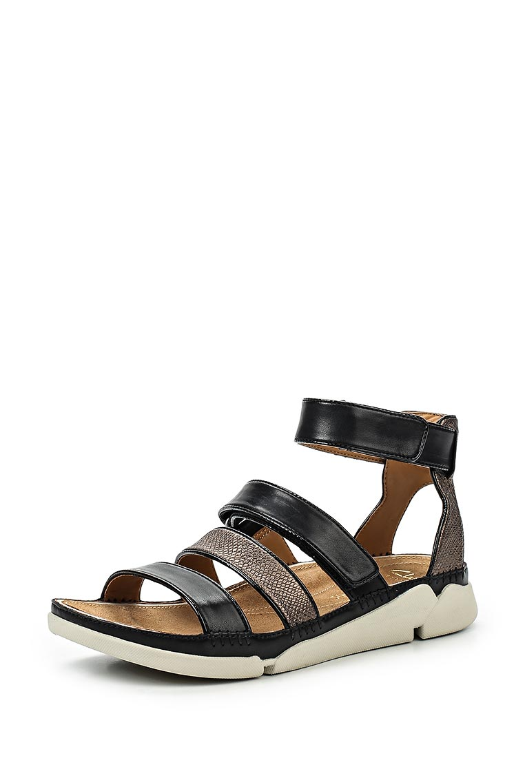 Женские сандалии Clarks (Кларкс) 26124163