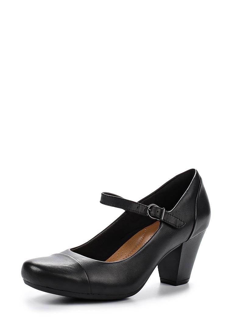 Женские туфли Clarks (Кларкс) 26128845