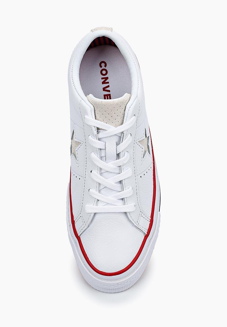 Мужские кеды Converse (Конверс) 160624: изображение 4