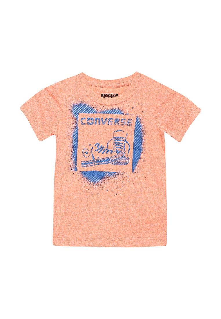 Футболка с коротким рукавом Converse (Конверс) 866399