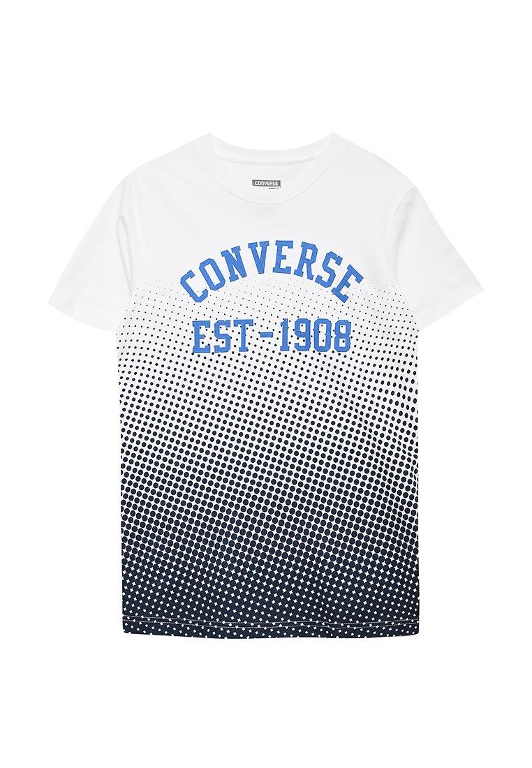 Футболка с коротким рукавом Converse (Конверс) 966350