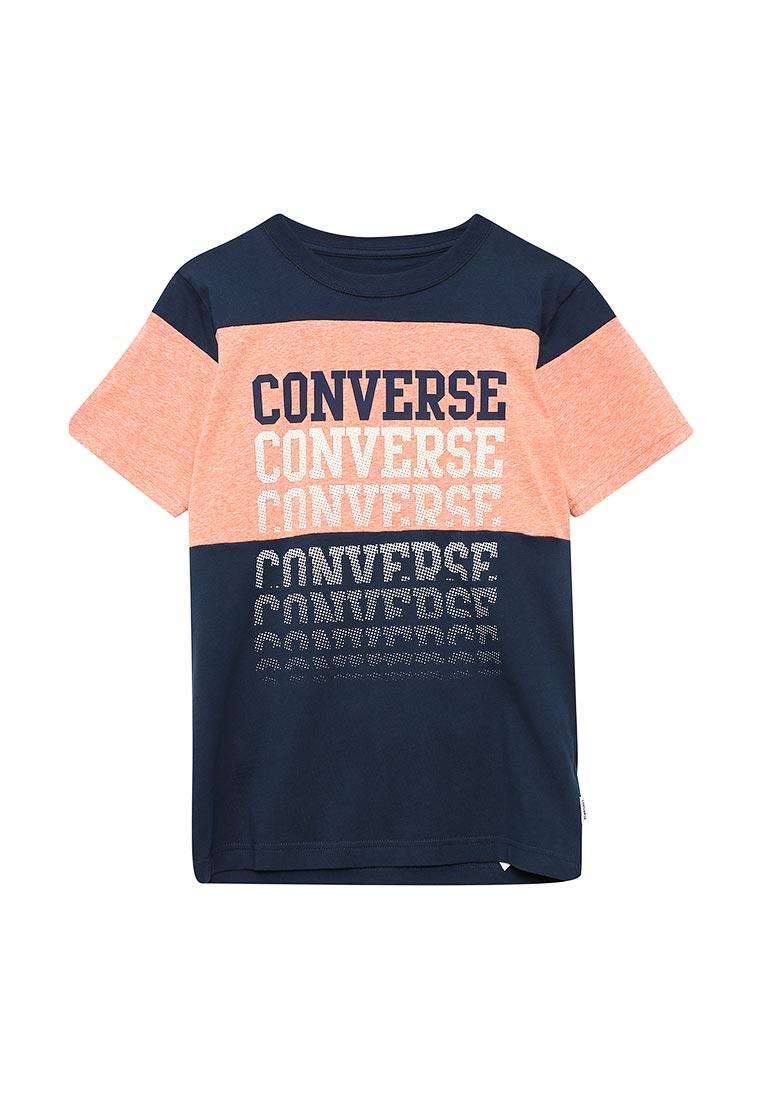 Футболка с коротким рукавом Converse (Конверс) 966360