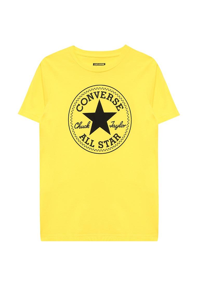 Футболка с коротким рукавом Converse (Конверс) 966500