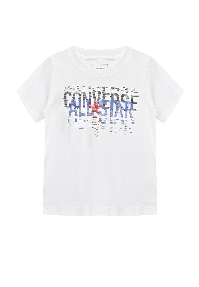 Футболка с коротким рукавом Converse (Конверс) 866911