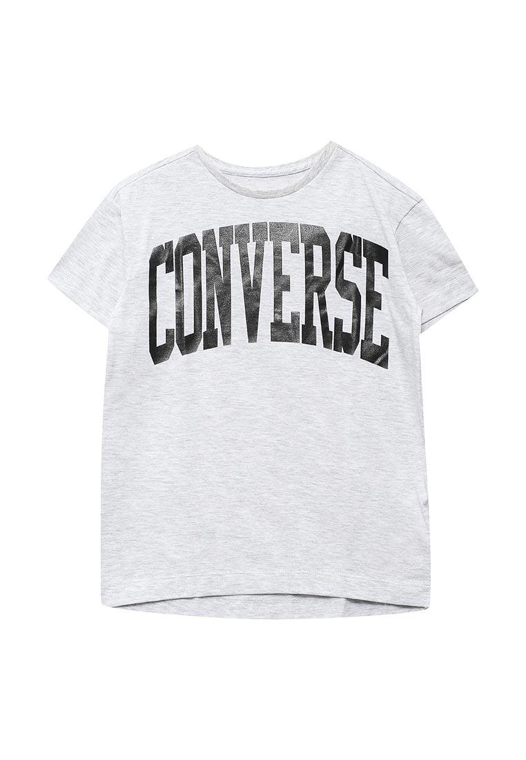 Футболка с коротким рукавом Converse (Конверс) 466943