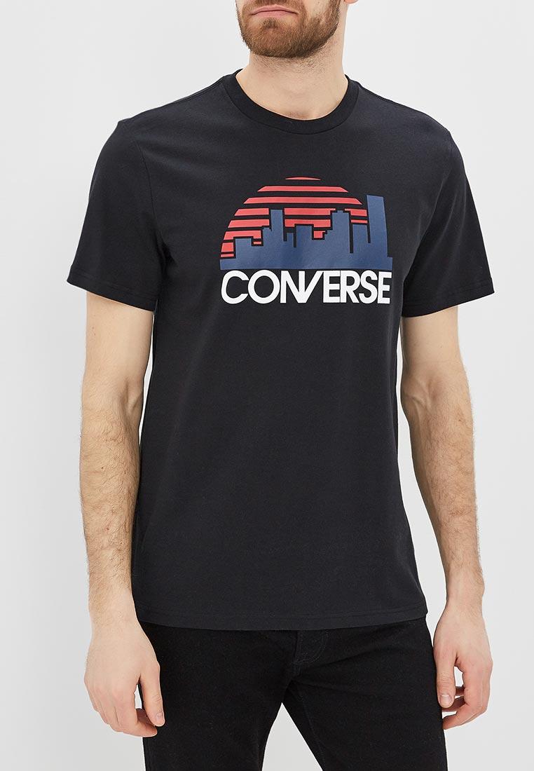 Футболка с коротким рукавом Converse (Конверс) 10006752001