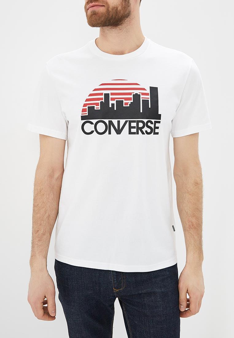 Футболка с коротким рукавом Converse (Конверс) 10006752102