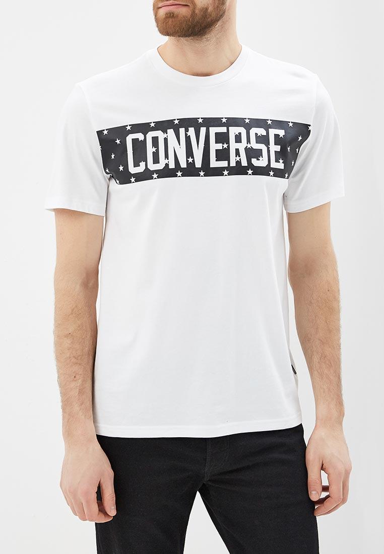 Футболка с коротким рукавом Converse (Конверс) 10006753102