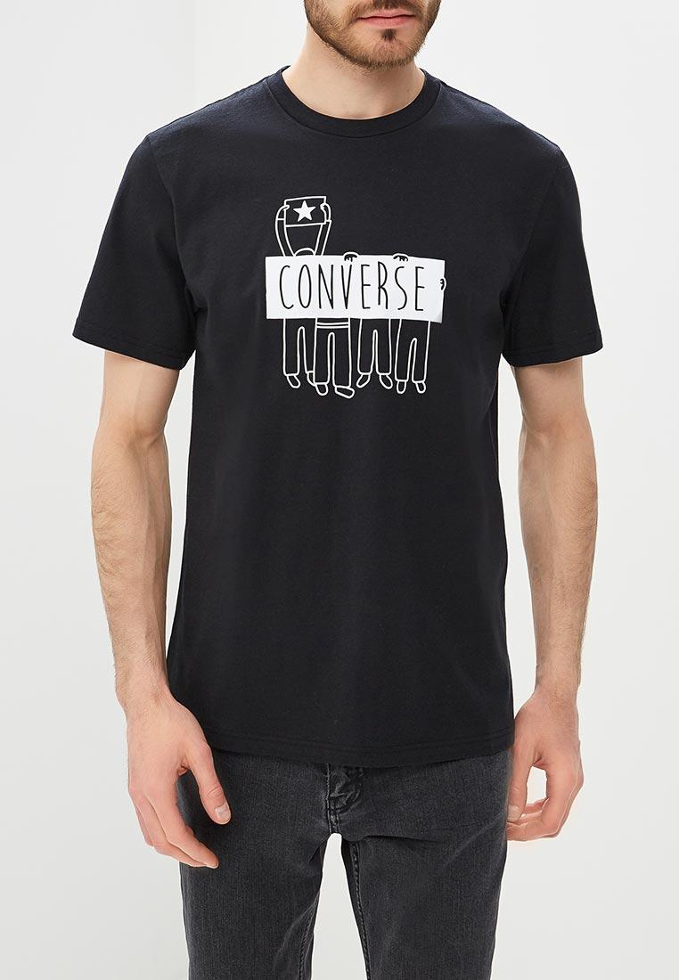 Футболка с коротким рукавом Converse (Конверс) 10006888001