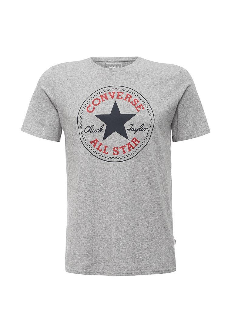 Футболка с коротким рукавом Converse (Конверс) 10002848035