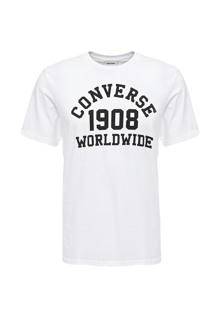 Футболка с коротким рукавом Converse (Конверс) 10004719102