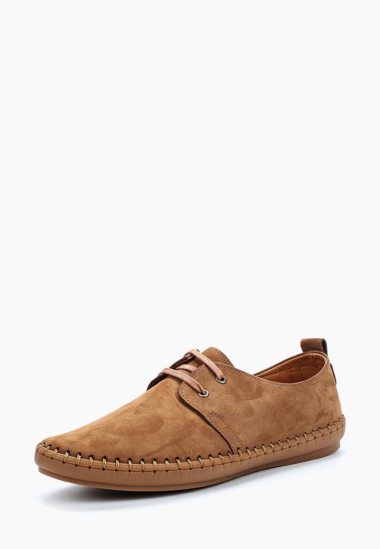 Мужские туфли Covani 1006(TABA NUBUK)