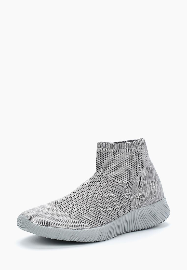 Женские кроссовки Covani 1717809A(grey/silver)