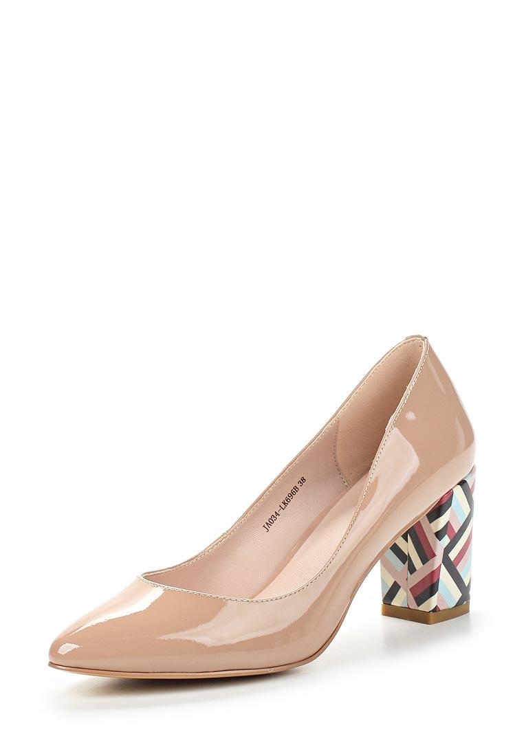 Женские туфли Covani JA034-LK696B(M90)