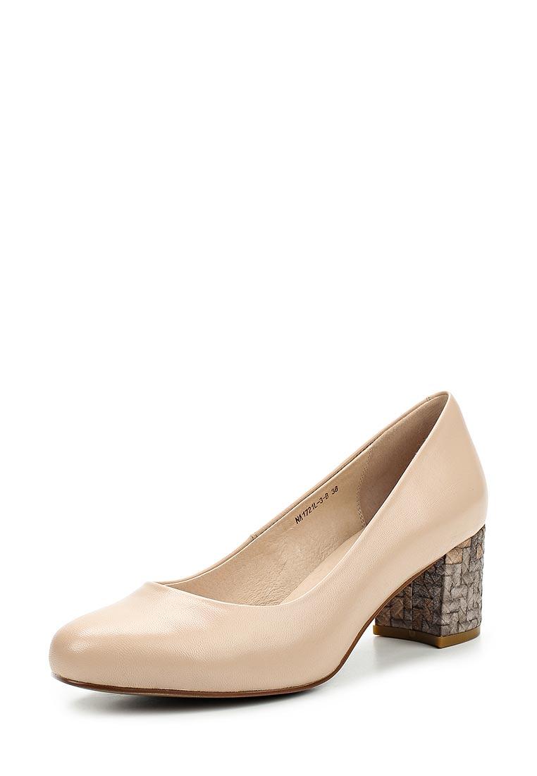 Женские туфли Covani NA1721L-3-B(C1659+P550)