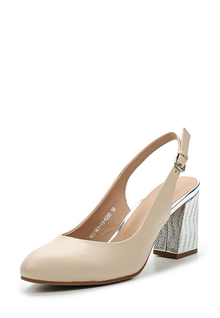 Женские туфли Covani WD5861-V5-N293(N293)