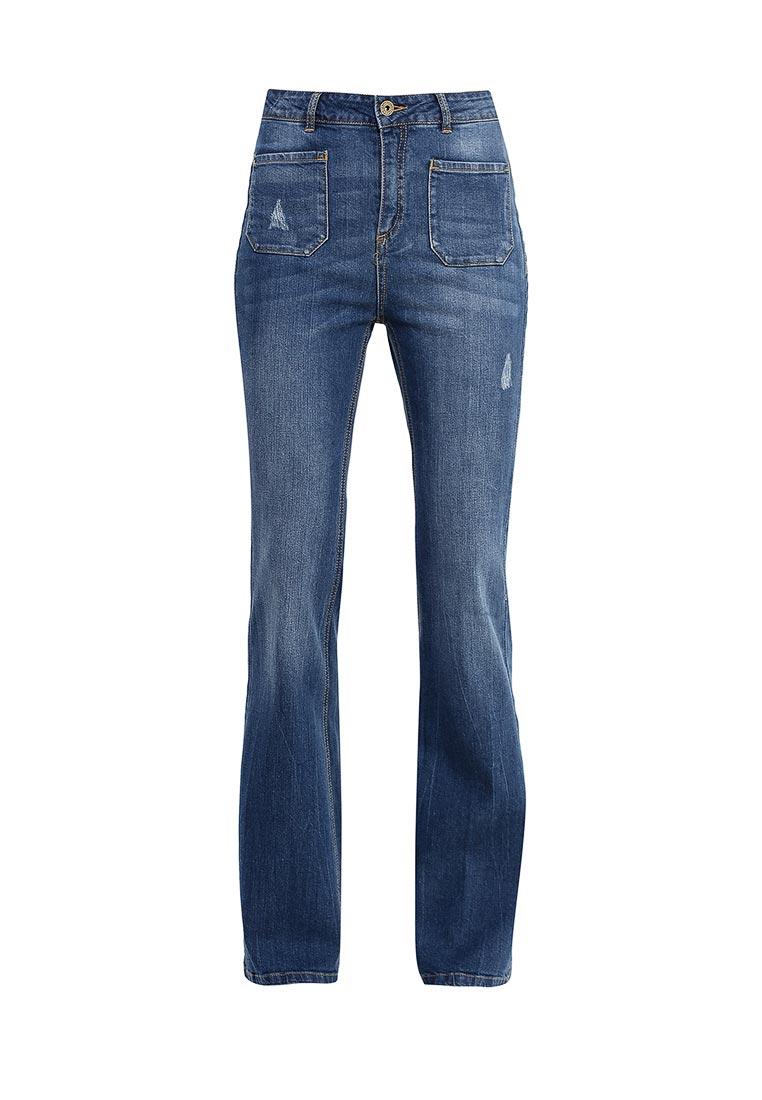 Широкие и расклешенные джинсы Concept Club (Концепт Клаб) 10200160128