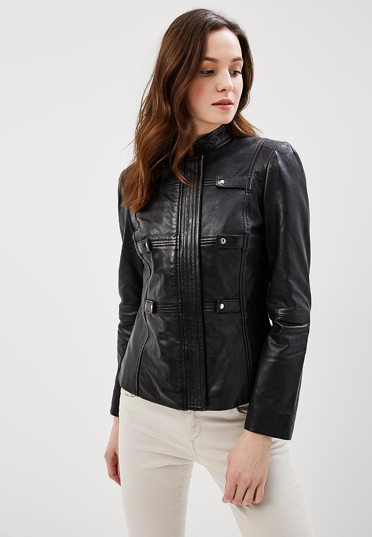 Кожаная куртка Cortefiel 7053177