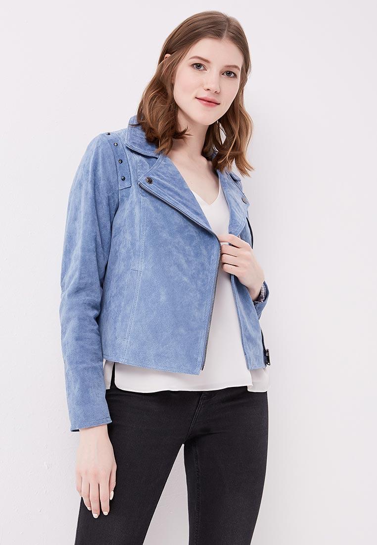 Кожаная куртка Cortefiel 7063466