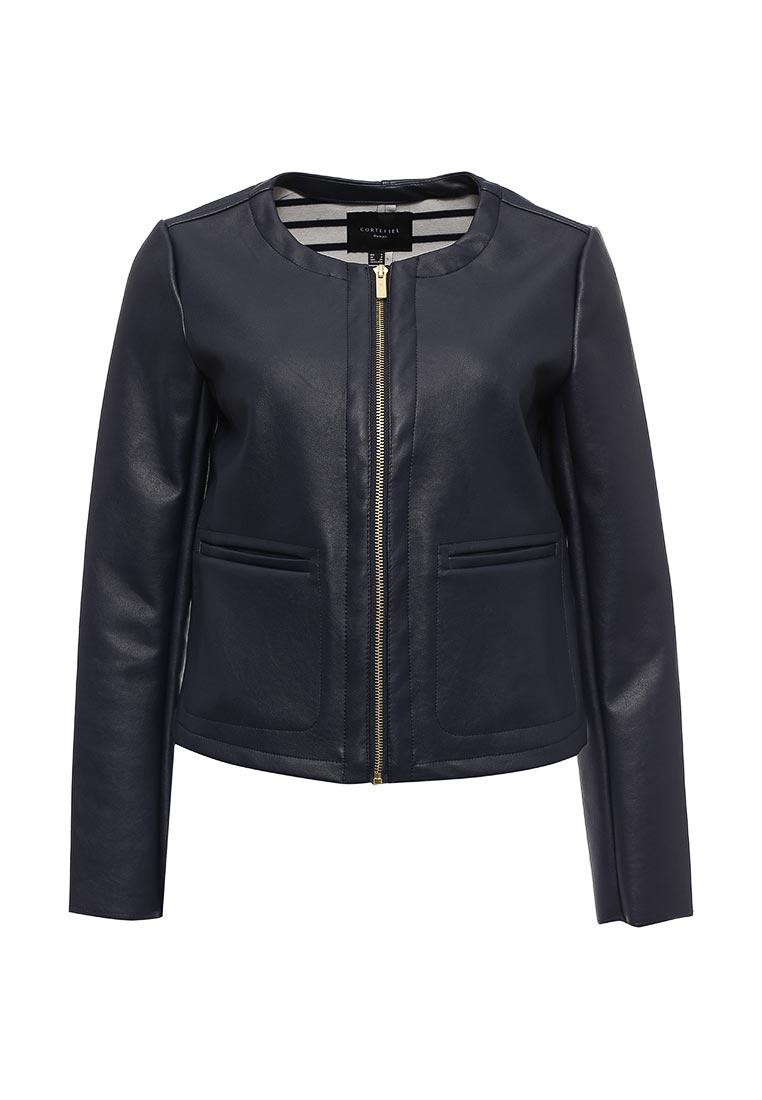 Кожаная куртка Cortefiel 5319471