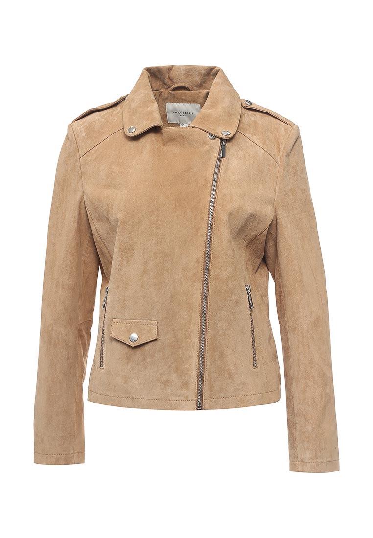 Кожаная куртка Cortefiel 7069448