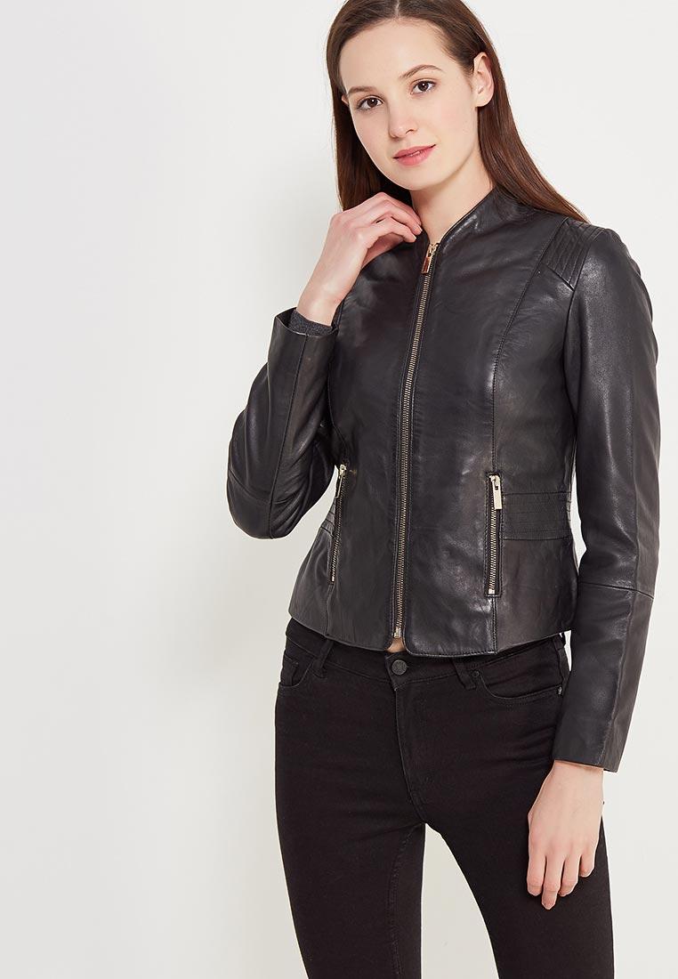 Кожаная куртка Cortefiel 7052375